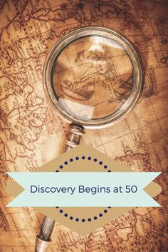 Discovery Begins at 50