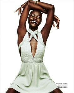 Ataui Deng for Marie Claire France, January 2014