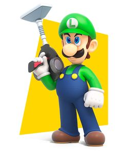 Struggling with Mario + Rabbids Kingdom Battle? Here's a guide on how to use Luigi. Super Mario Bros, Super Mario Kunst, Mario Bros Cake, Super Mario Brothers, Super Smash Bros, Mario Und Luigi, Mario Bros., Mario Party, Party Characters
