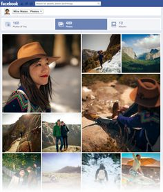 Facebook update aims to beautify its Photos service | Internet & Media - CNET News