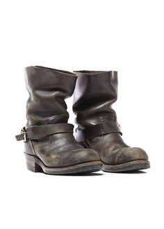 Blackbird Vintage - 70's Steel Toe Engineer Boots   CLICK THIS PIN if you want to learn how you can EARN MONEY while surfing on Pinterest ❤❤❤lapantone