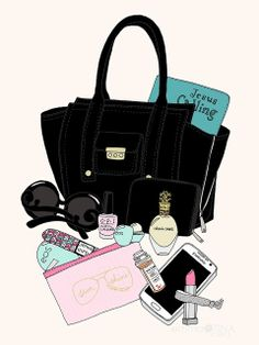 ManiMonday by LMA: What's In My Bag