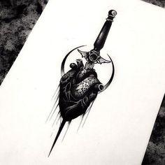 Top Anatomical Tattoos For Men and Women Arm Tattoo, Sword Tattoo, Piercing Tattoo, Body Art Tattoos, New Tattoos, Piercings, Tattoos For Guys, Heart Tattoos, Temporary Tattoos