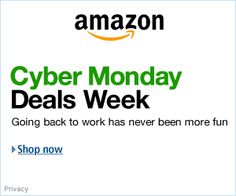Amazon Cyber Monday deals 2019: today's best offers on sale