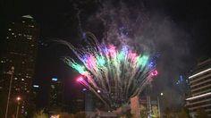 """Innovative new park opens over Dallas freeway"" via wfaa.com"