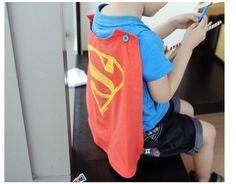 Los bebés de la camiseta Superman batman t shirt Kids 3D de dibujos animados manga corta camiseta de los niños de los muchachos nova ropa roupa infantil 8051 en Camisetas de Bebés en AliExpress.com | Alibaba Group