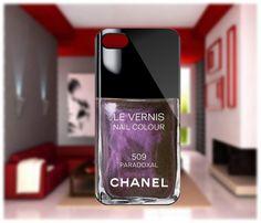 Chanel Le Vernis Nail Colour 509 Paradoxal Case For IPhone 5, IPhone 4/4S, Samsung Galaxy S2, Samsung Galaxy S3 Hard Case