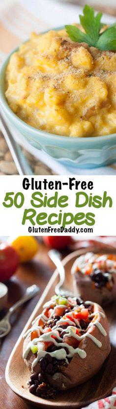 50 Gluten-Free Side Dish Recipes