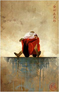 Akira Painting