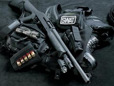 swat team | selected for the swat team as their sniper how exciting