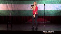 Iliza Shlesinger Comedian- War paint, how girls eat