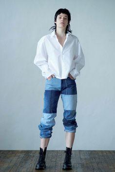 YS Yohji Yamamoto, otoño-invierno 2016-17, Paris Fashion Week