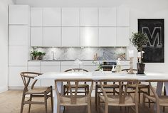 Marble in the kitchen - Stylizimo