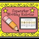 http://www.teacherspayteachers.com/Product/Kindergarten-Emergent-Writing-Rubric-Superstar-Writer-311349 This file contains a kindergarten writing poster to be used as an anchor chart to encourage students to include the following 6 main beginning writ...