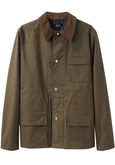 A.P.C. /  HUNTING JACKET
