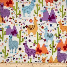 Molly Llama Llamas Cream
