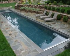 Rectangle pool on pinterest pools pool designs and - A rectangular swimming pool is 30 ft wide ...