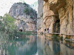 Charco azul de Chulilla Valencia, Escape Plan, Alicante, Where To Go, Trip Planning, Places To See, Mount Rushmore, Rio, Spain