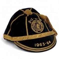 8300da7e58c 1963 1964  Scotland International  Football Cap