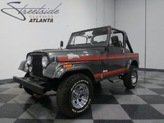 1986 Jeep CJ7 The Westerner