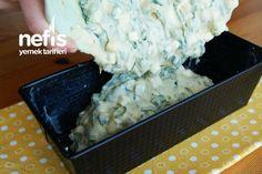 Ispanaklı Tuzlu Kek Tarifi (videolu) – Nefis Yemek Tarifleri Food, Eten, Meals, Diet