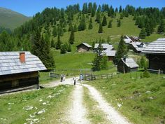 Famous Musicals, Sound Of Music, Trekking, Austria, Trail, Castle, Country Roads, Mountains, Beautiful