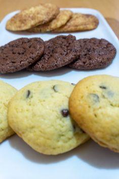 3 fenséges keksz recept, amelyeket 15 perc alatt elkészíthetsz! Csokis, fahéjas finomságok! - Ketkes.com Brownie, Crunches, Confectionery, Biscotti, Food And Drink, Sweets, Snacks, Cookies, Baking