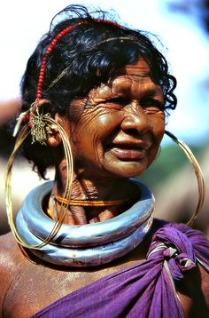 **Gadaba woman, Orissa, India, Lets trade or sale 4 real goods and healthy items or art items that add real wealth 2 you, more I live without money, happier am I, the world is disgusting everybody looks 4 money and greed, go native and green with renewable energies you won't pay, http://www.ninaohmanarts.com