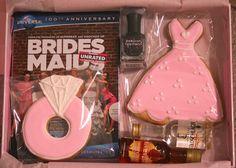 """""""Be My Bridesmaid"""" box!  So cute!"""
