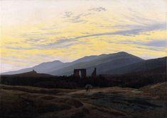 Ruine Eldena im Riesengebirge (Caspar David Friedrich)