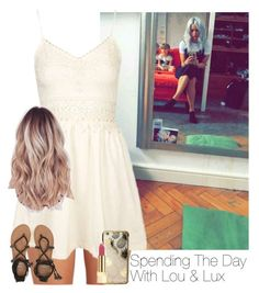 """»Spending The Day With Lou & Lux."" by storyofmylife1danita-scream on Polyvore featuring Wet Seal, Topshop, Billabong, Skinnydip and Yves Saint Laurent"