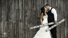 "I absolutely ADORE this!!! ♥  ""Life with you makes perfect sense, you're my best friend."" - Tim Mcgraw"