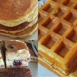 Keto Pancake/Waffle Batter Recipe - I would change out the coconut flour for almond flour or ground flaxseed