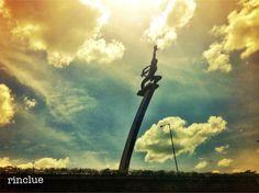 Dirgantara statue #jakarta #indonesia