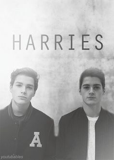Jack and Finn Harries GAAAAAAAAAAAAAAAAAA! -Lisa, fangirled herself to death...