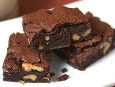 Brownies económicos.
