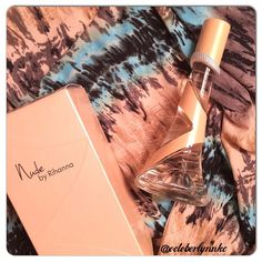 """""""Trying a new scent, Nude by Rihanna - if vanilla is in the description of a perfume that pretty much guarantees I will like it! This is a stronger scent…"""""""