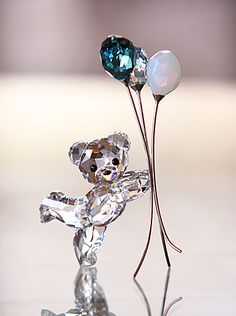 Swarovski Kris Bear, Balloons for You