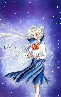 usagi tsukino - ( sailor moon) in my dreams by zelldinchit.deviantart.com on @deviantART