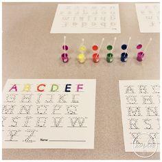 10+ Anytime Alphabet Centres