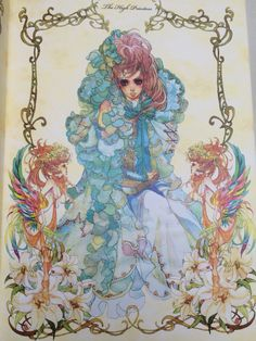 The High Priestess  from Sakizo Sign that Glitter