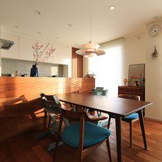 Condo Interior, Interior Design, Natural Interior, Living Spaces, Living Room, Japanese House, Minimalist Kitchen, Home Decor Kitchen, New Room