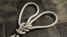 How to tie a Double Overhand Noose