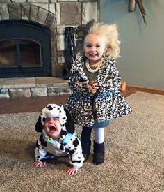 Cruella de Vil Halloween Costume