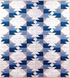 Chief's blanket quilt pattern