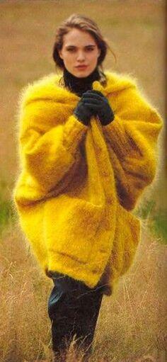 Not So Mellow Yellow | knitGrandeur
