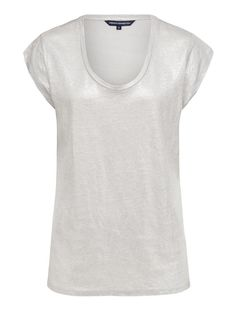Tops Tanks Tees T-Shirts Womens Fashion Tops Womens Shirts Blouses Shop Online | FCUK French Connection Australia