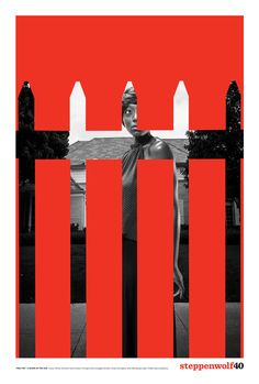 Steppenwolf Series I   Posters Representing 40 Plays Over 40 years of Steppenwolf Theatre   Award-winning Posters   D&AD