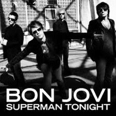 #bonjovi #supermantonight Whos going to save you When the stars fall from your sky And whos going to pull you in When the tide gets too high Whos going to hold you When you turn out the lights I wont lie I wish that I Could be your superman tonight