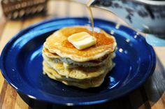 perfect pancakes from pioneer woman